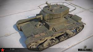 Wot T2 Light World Of Tanks T 26 T2 Lt And Pz Kpfw I Ausf C Official
