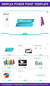 Personal Profile Template Personal Profile Ppt Template