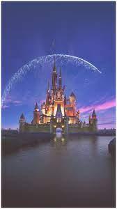Disney Castle Iphone X Wallpaper