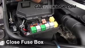 replace a fuse mercedes benz ml mercedes benz 6 replace cover secure the cover and test component