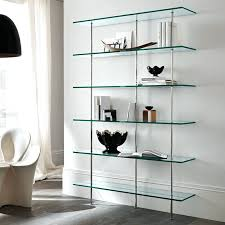 glass shelving unit decor units uk glass shelving unit
