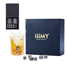 whiskey gles gift set whiskey stones and gles in presentation box set of 2