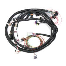 holley efi 558 502 gm ls 58x efi harness kit holley performance ls2 3 7 58x 4x engine main harness