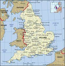 England | History, Map, Cities, & Facts ...