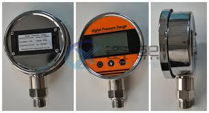 digital water pressure gauge. digital pressure meter, water gauge, indicator gauge