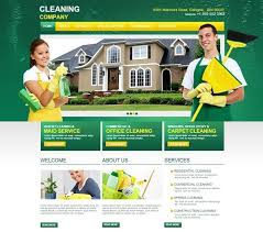 Cleaning Service Templates Cleaning Company Website Templates Sparkling Solution For Business
