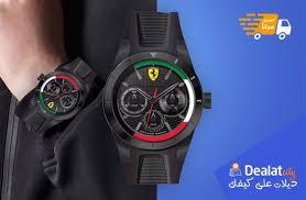 Save 44 Get Scuderia Ferrari Redrev Men 0830646 Black Quartz Multifunction Watch From Dealatcity Dealatcity Great Offers Deals Up To 70 In Kuwait