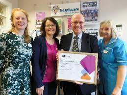 Freemasons donate £1,000 to Hospiscare's Pine Lodge in Tiverton ...