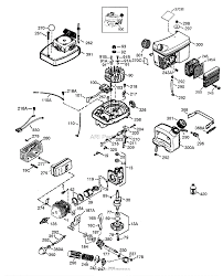Husqvarna tec 1997 04 parts diagram for 2 cycle engine mdls tc200 diagram