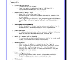 Lates Customer Representative Resume Sample Formatting Tips 7