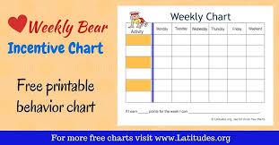 Printable Reward Charts For Teachers Horneburg Info