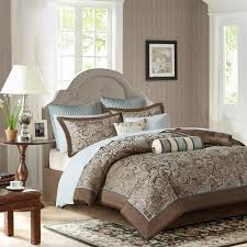 madison park bedding. Exellent Bedding Madison Park Whitman Blue Complete Comforter And Cotton Sheet Set To Bedding R
