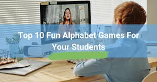 Phonetic alphabet lists with numbers and pronunciations for telephone and radio use. Top 10 Fun Alphabet Games For Your Students