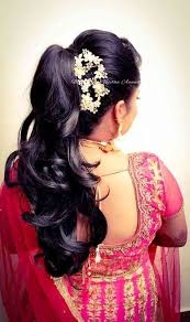 perfect south indian bridal hairstyles for receptions simple hairstyles for indian wedding reception