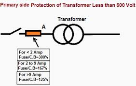 overcurrent protection of transformer nec 450 3 eep only primary side protection of transformer