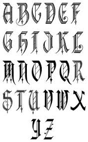 black letter font gothic love letters font uppercase silk banners pinterest