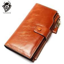 2019 New Design Fashion Multifunctional <b>Purse Genuine</b> Leather ...