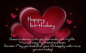 Best Birthday Wishes For Boyfriend Lovely Greetings In Your Life