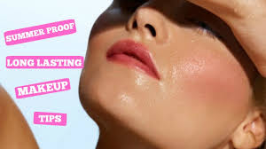 How To Prevent Makeup From Sweating Off Summer Proof Long.