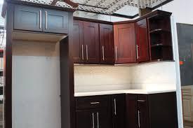 Kitchen Decorating : Dark Brown Kitchen Cabinets Wall Color Modify ...