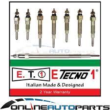 4 glow plug 12 volt isuzu 1 9l c190 2 3l c223 2 4l c240 etecno 4 glow plug 12 volt isuzu 1 9l c190 2 3l c223 2 4l c240