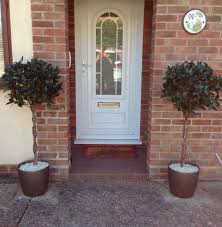 Artificial Window Artificial Bay Trees Suitable For Outside Use Blooming Artificial