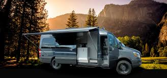 view of the mercedes benz sprinter extended conversion
