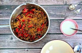 bulgur wheat pilaf recipe cuisine fiend