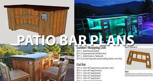 diy patio bar plans. Brilliant Bar PatioBarPlansDIYPETE And Diy Patio Bar Plans A