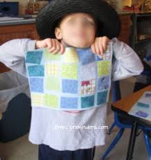 Easy Quilts to Make with Kids - PreKinders & The quilt is finished Adamdwight.com