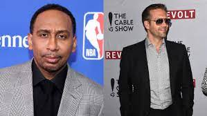 Stephen A. Smith and Max Kellerman ...