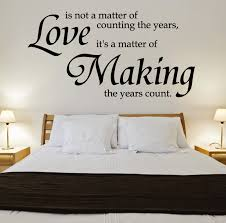 romantic bedroom wall decals. 10 Most Romantic Wall Decal Love Quotes For Your Bedroom 694912 Decals