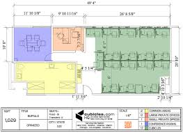 office cubicle layout ideas. Cubicle Layout For 1,029 Square Footage With 17 Office Cubicles. #cubiclelayout Ideas N
