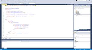 Design Studio Css Class Visual Studio Does Not Apply Css Stack Overflow