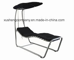 steel frame swing chairs outdoor hotal garden swing chairs