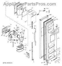 ge wr62x10055 ice dispenser solenoid appliancepartspros com part diagram
