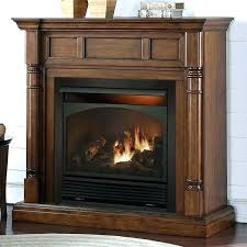 ventless propane fireplace fireplaces ventless lp fireplace logs
