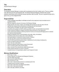 resume for restaurants restaurants resume restaurants manager resume nice restaurant