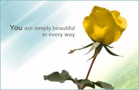 You Are Simply Beautiful Quotes