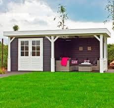 custom garden shed high quality