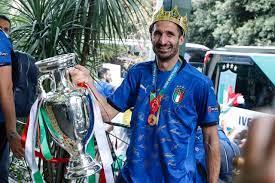 Chiellini confirms he 'cursed' Saka during penalty - Football Italia