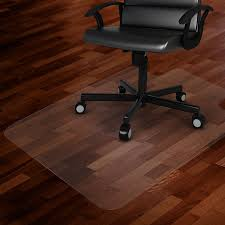azadx office home desk chair mat pvc dull polish chairmat protection floor mat 36