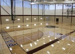 high school gym. Parchment High School Custom Gym Floor
