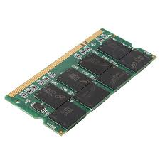 which early dimm form factor applied to laptops 1gb ddr333 pc2700 200 pins non ecc cl2 5 laptop dimm memory ram
