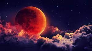 Blood Moon Wallpaper HD