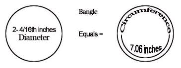 How To Measure Womens Bangle Size