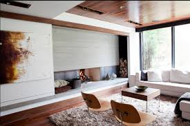 Stylish living rooms with elegant fireplaces - All Architecture ...