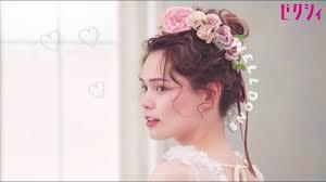 動画を見せて簡単オーダー最旬花嫁ヘアスタイル3ゼクシィ