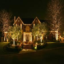 lighting decorating ideas. Tree Landscape Lighting Kits Decorating Ideas E