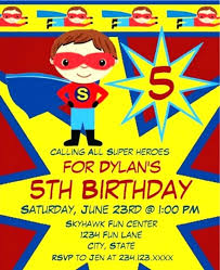 Boy Birthday Party Invitation Templates Free Lovely Superhero Invitation Templates Free And Kids Boys Birthday